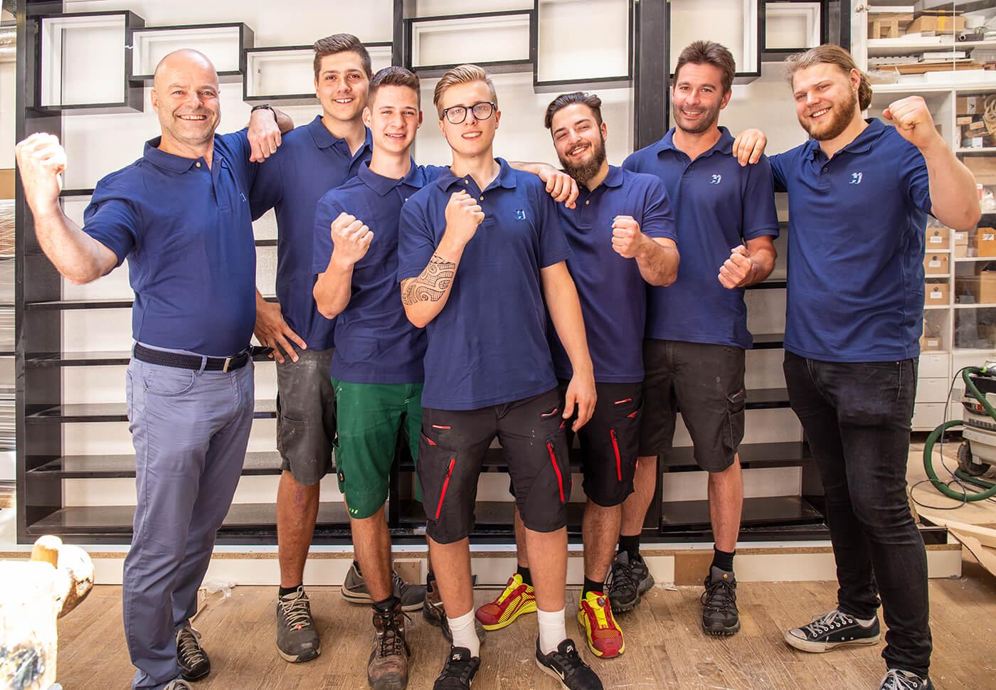 Der beste Lehrling in Kärnten – Tischlerei Hauptmann gewann Landeswettbewerb im ersten Lehrjahr